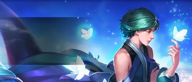王者荣耀 数据库 > 庄周  蝴蝶是我,抑或我就是蝴蝶?